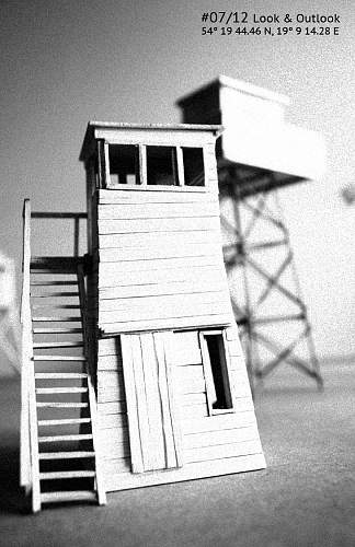 Watchtower research project -  info, photo's,drawings etc.