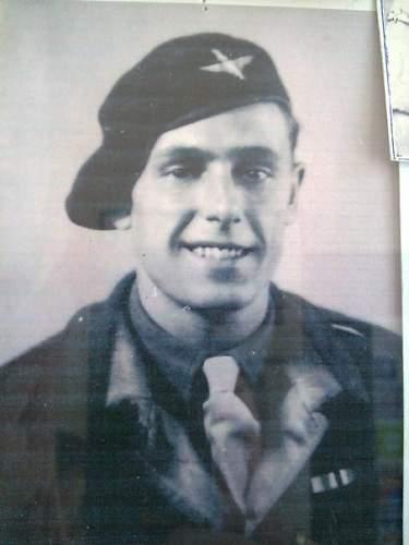 Sad loss: Arnhem Vet John Edgar