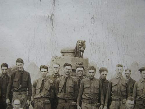 US Tank Company - 1922