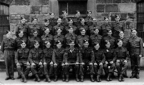 78 Battery 35 Light Anti-Aircraft Regiment Royal Artillery