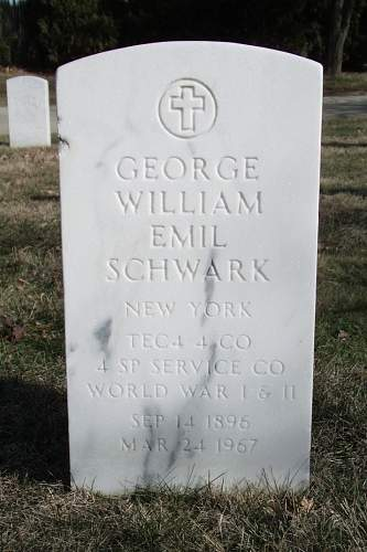 Need help with Unit on a headstone