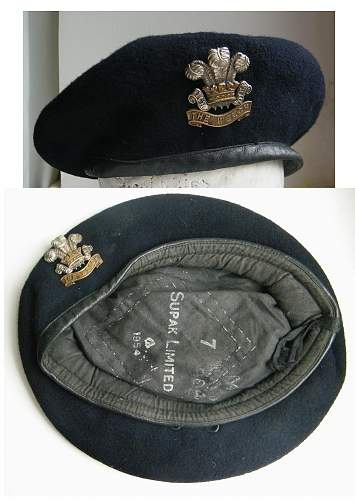 Click image for larger version.  Name:Supak 1954 Welch beret montage.jpg Views:69 Size:222.1 KB ID:756421