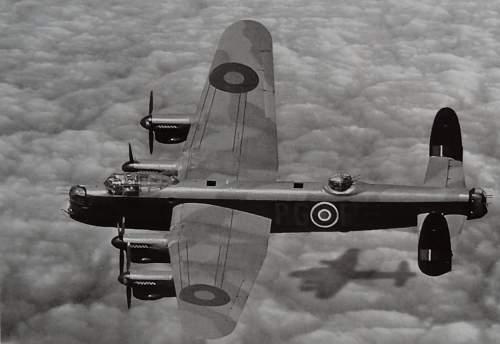 Lancaster grounded in Adnet