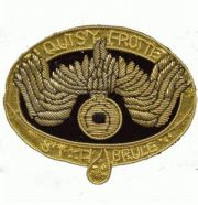 34th armoured division T force badge and photos