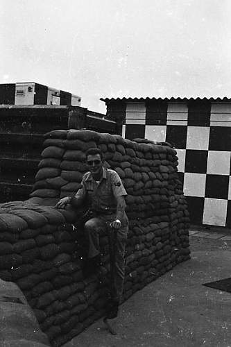 My father's Vietnam era Zippo