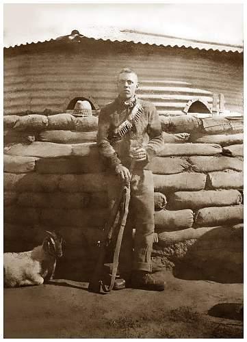 photo relative in Boer War