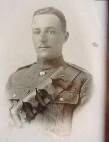 Great Grandfather Hugill Cooper WW1