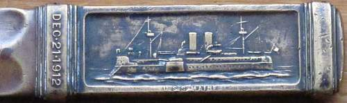 The Crown Jewel in my collection USS Maine Plaque
