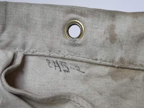 WW2 RAF Kit Bag - E.H Beach. Air Ministry 1940.