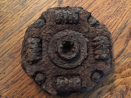 Piece found in germany on a US position.. Don't have a clue what this is.