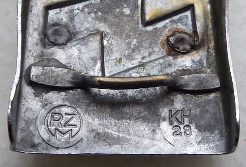 conversion KH 23