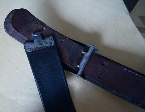 Small 35mm belt added to collection