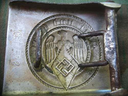 My only HJ buckle