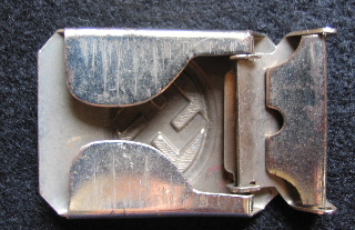 Early 1930's NSDAP Jugend Buckle... Info?