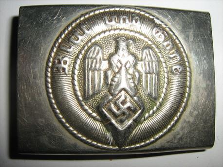 Prospective Steel HJ Buckle, RZM 36