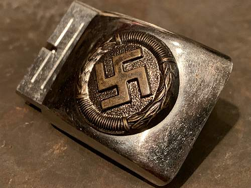 Early Youth / Child's Buckle