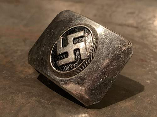 Early Youth or NSDAP (Political Supporter)