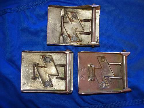 Post your favorite HJ buckle!