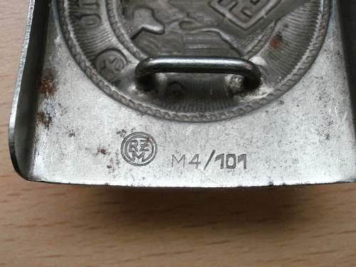 HJ buckle M4/101