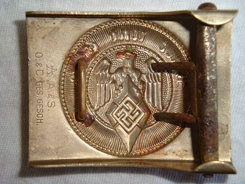 Latest HJ Buckle Additions