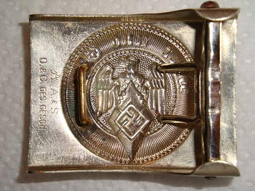 Assmann Nickle Silver HJ's
