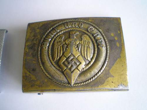 HJ buckle for your opinions