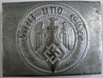 Is this Hitler Youth Buckle Good?