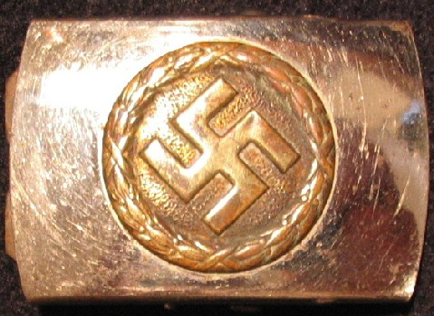 Early Hitler Youth buckle