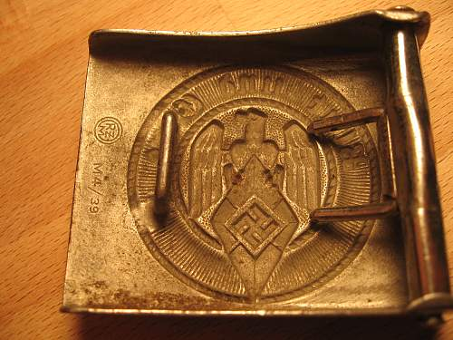 HJ Buckle  just received!
