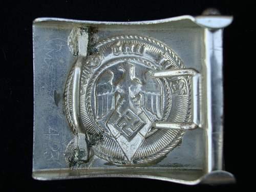 HJ Belt Buckle RZM M4/23