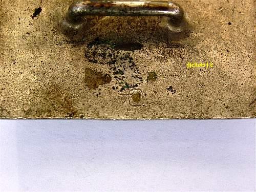 Deutsches Jungvolk with double marking