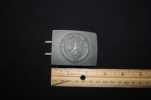 HJ buckle for opinion