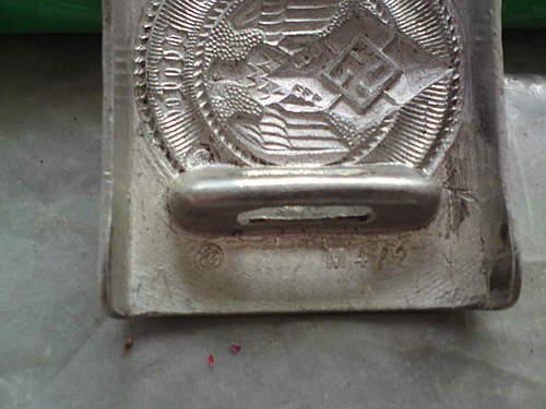 HJ buckle original or fake?