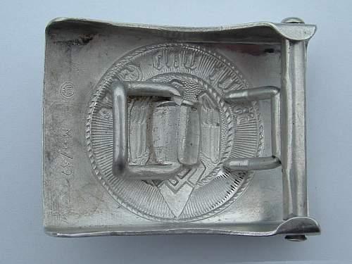 HJ Aluminium RZM M4/39