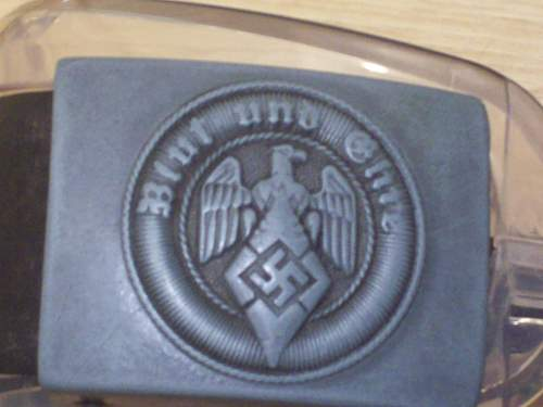 New HJ belt buckle RZM M4/27