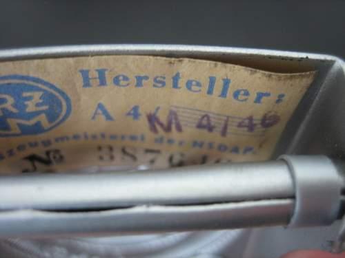HJ with strange tag