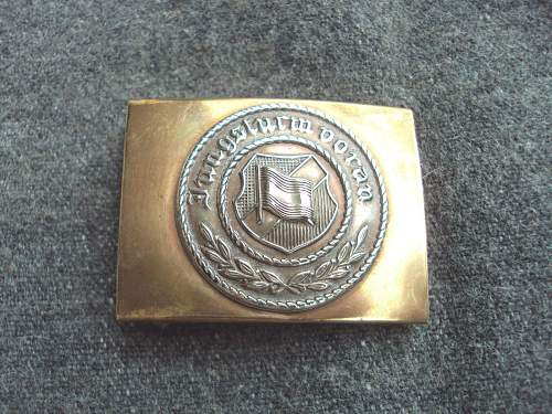 Early youth buckle?