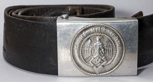 HJ buckle and belt, thoughts?