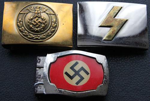 Small Size Buckles