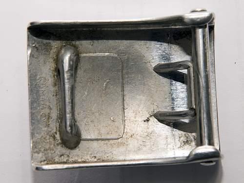 M4/46 Wilhelm Schroder with belt...