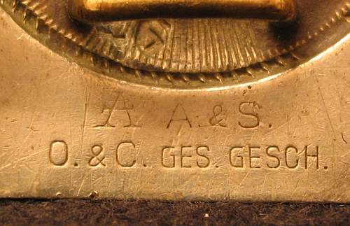 Double Marker Assmann & OLC