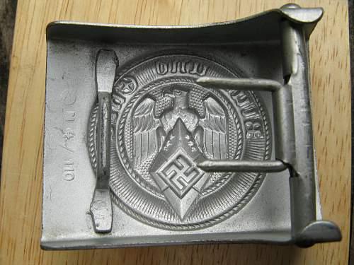 HJ Buckle - M4/110 JFS