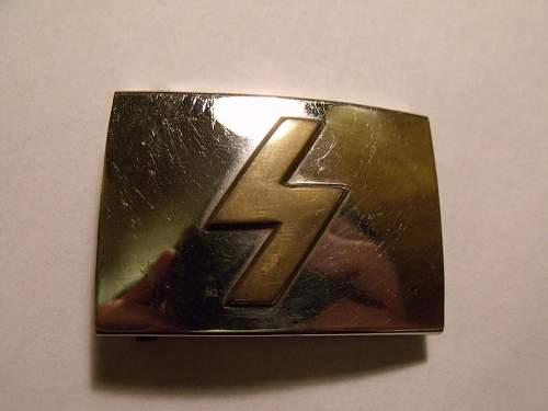 New 35mm DJ buckle
