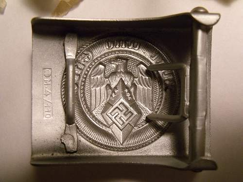 New HJ buckle