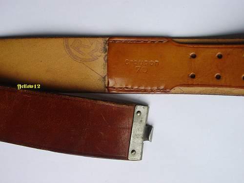 HJ Buckle - M4/28