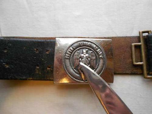 HJ Buckle & Belt