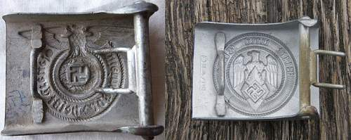 One of my HJ buckles