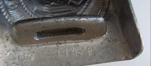 aluminum M4/44 Paul Cramer & Co.