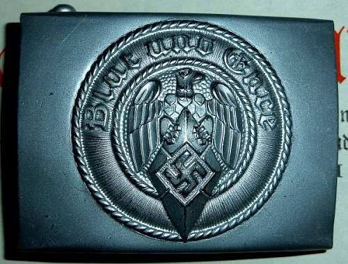 HJ Buckle, Opinions Please?