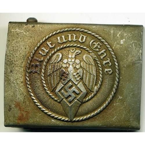 Click image for larger version.  Name:german-wwii-hitlerjugend-belt-buckle.jpg Views:89 Size:104.6 KB ID:907176
